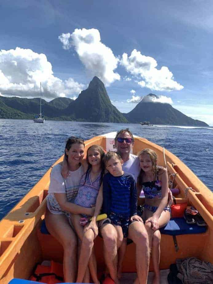 St Lucia Boat Tours